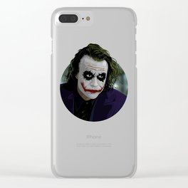 Introduce a little Anarchy Clear iPhone Case