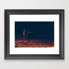 Andilana Night Framed Art Print