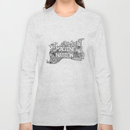The Imagine Nation Long Sleeve T-shirt