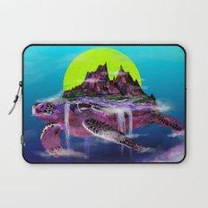 Turtle Paradise Laptop Sleeve