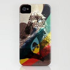 Love ve love love... iPhone (4, 4s) Slim Case