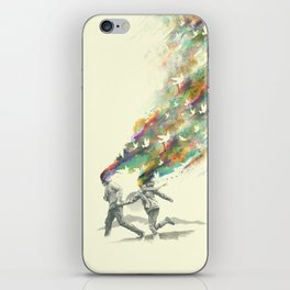Emanate iPhone Skin