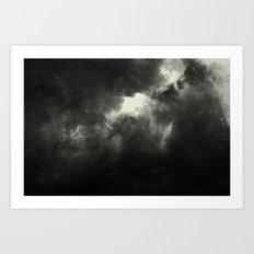 Hole In The Sky I Art Print