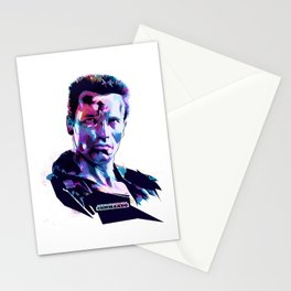 Arnold Schwarzenegger: BAD ACTORS Stationery Cards