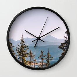 Kachemak Bay State Park II Wall Clock