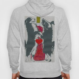 Our Love Is Like Fine Wine, Be My Valentine? Hoody