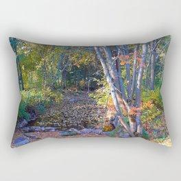 Magical Autumn Rectangular Pillow