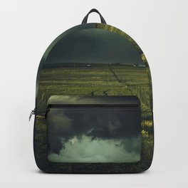 Tornado Coming (Color) Backpack