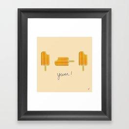 """""""Yum 2"""" Framed Art Print"""