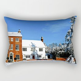 Wondrous Winter Rectangular Pillow