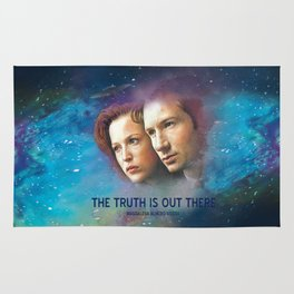 The truth is out there  Rug