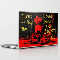ali gulec Laptop & iPad Skins featuring Ali by Maxim Garg
