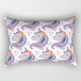 MAGICAL DREAMING UNICORN Rectangular Pillow