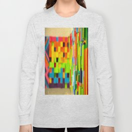 Wall Scape Long Sleeve T-shirt