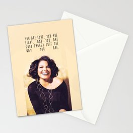 Sara Ramirez Skin Stationery Cards