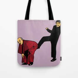 Up The Arse Tote Bag