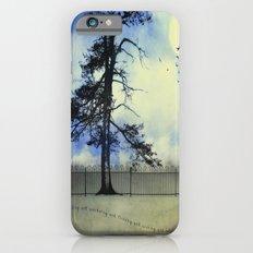 Walking, Talking, and Wandering Slim Case iPhone 6s