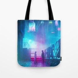 BLADE RUNNER Painting Poster | PRINTS | Blade Runner 2049 | #M6 Tote Bag