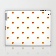 Cute little hearts Laptop & iPad Skin