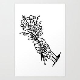 Graceful Art Print