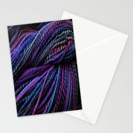 Handspun - Clematis Stationery Cards