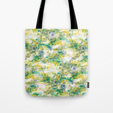 Canopy (green) Tote Bag