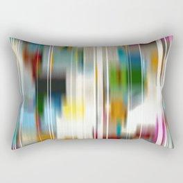 Urban Chaos Rectangular Pillow