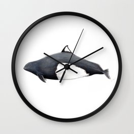 Dall´s porpoise Wall Clock