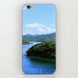 Marlborough Sounds iPhone Skin