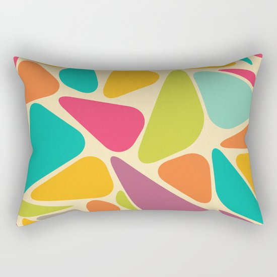 pattern#936 Rectangular Pillow