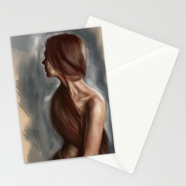 Aimee digital Stationery Cards