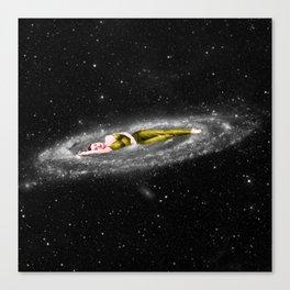 Midnight Sky Canvas Print
