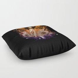 Psychedelic Shaman Floor Pillow
