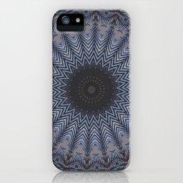 Verigated Vertigo iPhone Case
