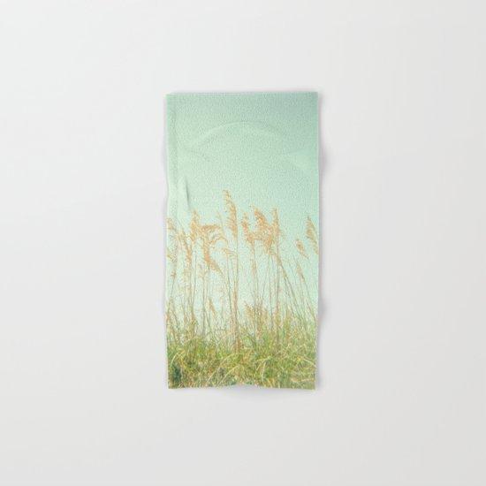 Sea Oats Hand & Bath Towel