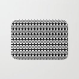 Not Another Triangle Pattern Bath Mat
