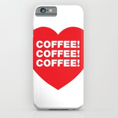 COFFEE! iPhone 6s Slim Case