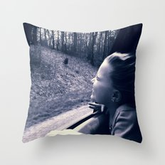It's That Time Throw Pillow