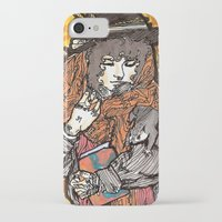 wasted rita iPhone & iPod Cases featuring Rita by Freja Friborg