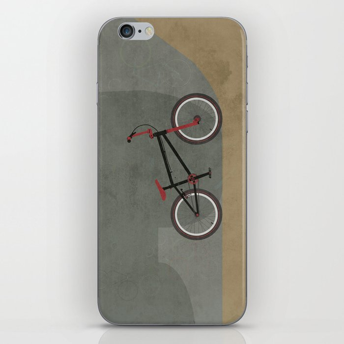 BMX Bike iPhone Skin