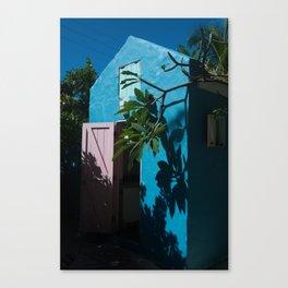 Aesthetically Pleasing Building Canvas Print