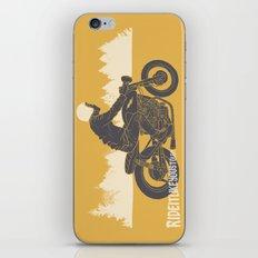 rilysi iPhone & iPod Skin
