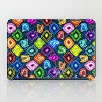 geode iPad Cases featuring Geode Delight! by Sylvie Heasman
