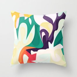 Always Wonderful Throw Pillow