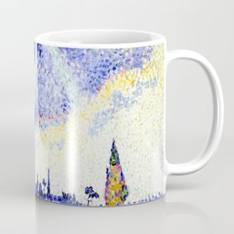 Henri Edmond Cross Venice Sunset Coffee Mug
