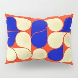 Mid-century geometric shapes-no10 Pillow Sham