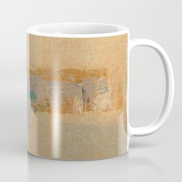 River Mouth Coffee Mug