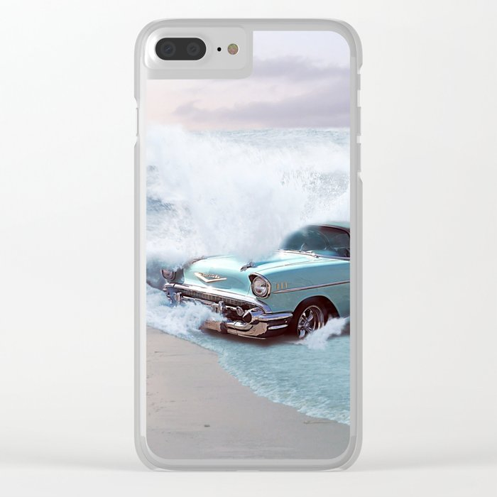 reborn Clear iPhone Case