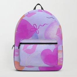 love n kisses Backpack