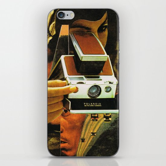 polariod 2 iPhone Skin